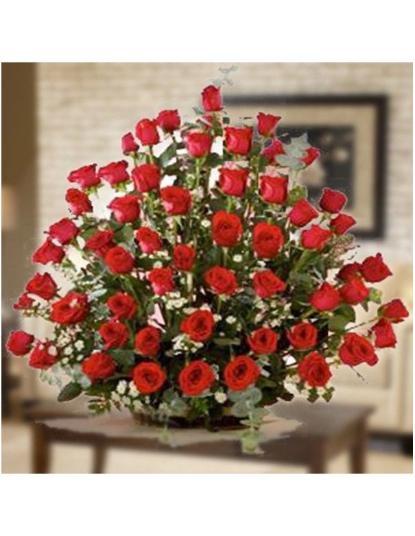 Special in Red Roses