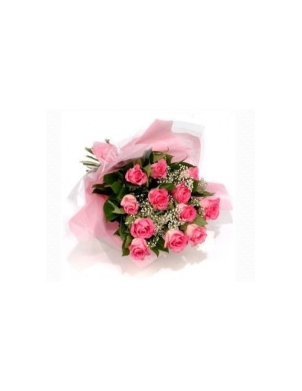 Bouquet in Pink Roses
